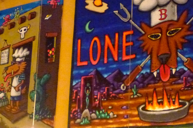 Lone Wolf Amherst