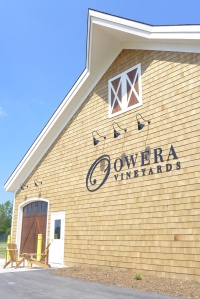 Owera Vineyards wine